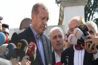 Başbakan Erdoğan'dan Hakan Şükür'e eleştiri