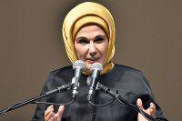 Emine Erdoğan, 'Kadınlar barışın kahramanı olmuştur'