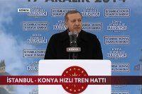 Cumhurbaşkanı Erdoğan açılışta konuştu