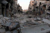 Esad ordusu yine kadın ve çocukları hedef aldı