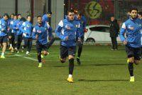 Eskişehirspor'da Erciyes hazırlıkları