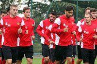 Eskişehirspor Gençlerbirliği maçına hazırlanıyor