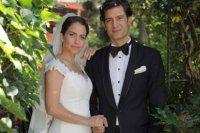 Aslı Tandoğan ve Cahit Tan Yeşilada evlendi