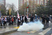 Ankara'daki eylemde 100'den fazla gözaltı