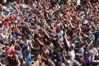Mısır'da üniversitelilerden darbe karşıtı eylem