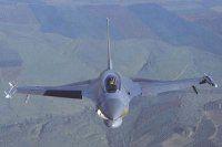 F-16'ya Suriye'den taciz