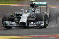 Formula 1'de ilk cep Rosberg'in