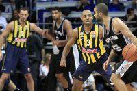 Fenerbahçe NBA şampiyonunu silkeledi