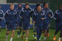 Fenerbahçe'de Eskişehirspor hazırlıkları devam ediyor