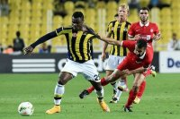 Fenerbahçe evinde Gaziantepspor'u 1-0 yendi
