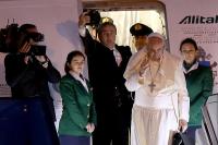 Papa Franciscus, 'Türk-Ermeni sınırının açılmasını umuyorum'