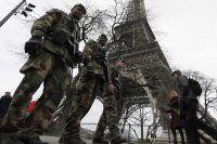 Fransa'da 'IŞİD' korkusu, güvenlik önlemleri olağanüstü düzeyde