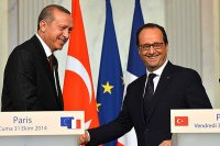 Fransa'dan Türkiye'nin üç şartına destek