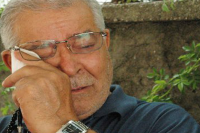 Murat Göğebakan'ın yakınları gözyaşlarına boğuldu
