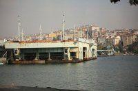 Galata Köprüsü'nün kayıp parçaları bulundu