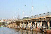 Galata ve Unkapanı köprüleri kapatıldı