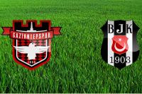 Gaziantepspor'un konuğu Beşiktaş, işte ilk 11'ler