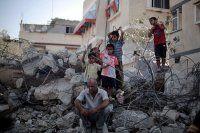 Gazze'de hayatını kaybedenlerin sayısı 2 bin 105'e yükseldi