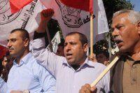 Gazze'de Mescid-i Aksa gösterisi