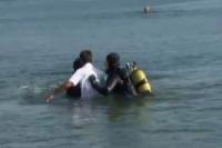 Bostancı sahilinde denize giren genç boğuldu