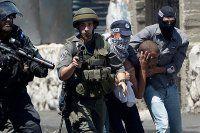 İsrail, 13 Filistinliyi gözaltına aldı