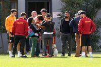 Galatasaraylı yıldız sakatlanınca eşi gözyaşlarına boğuldu!