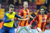 Galatasaray'dan Şampiyonlar Ligi'ne kötü veda