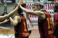 Galatasaray Odeabank Orduspor'u farklı geçti