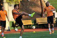 Galatasaray'da Sivasspor mesaisi başladı