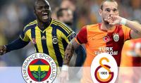 Galatasaray İle Fenerbahçe 379. Randevuda