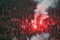 Alman polisi 21 Galatasaray taraftarını gözaltına aldı