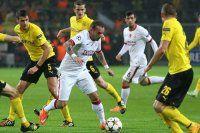 Galatasaray Borussia Dortmund'a 4-1'lik skorla mağlup oldu