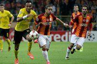 Alman panzeri Borussia Dortmund Galatasaray'a acımadı