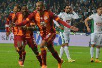 Galatasaray, Torku Konyaspor karşısında farka koştu