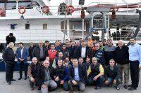 Abdullah Gül balık avına çıktı!