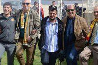 Yeni Malatyaspor'u ziyaret edip tek ayak üstünde durdular