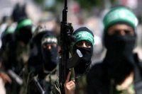 Hamas İsrail'i havan topuyla vurdu