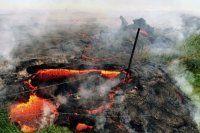 Hawaii'de yanardağ tehtidi