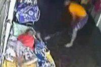 Hırsız dehşeti! Uyuyan ev sahibi kadını böyle öldürdü