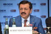 Hisarcıklıoğlu'ndan istifa kararı