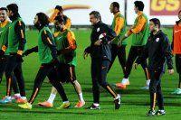Galatasaraylı yıldız idmana çıkmadı, işte yeni takımı