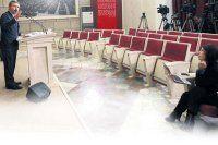 İdris Bal tek kişilik basın toplantısı için bakın ne dedi?