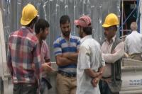 İstanbul'da otel inşaatında feci ölüm!