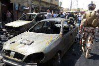 Irak'ta bombalı saldırılarda 28 kişi öldü