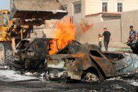 Tikrit'te üniversiteye saldırı, 4 asker öldü 8 asker yaralandı