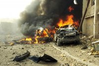 Irak'ta bombalı saldırı, 28 ölü