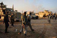 Irak'ta peşmergenin ilerleyişi sürüyor