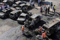 Irak'taki bombalı saldırıda ölü sayısı artıyor