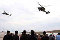 Kuzey Irak'a damga vuran güvenlik çemberi