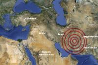 İran'da 6.1 büyüklüğünde deprem meydana geldi